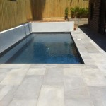 Pool Paving Wonga Park - After