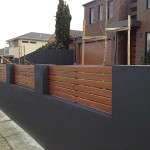 Rendered-Brick-Wall-with-Merbau-Balwyn