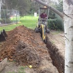 Trenching Wantirna