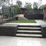 Wall and Paving Eltham - After